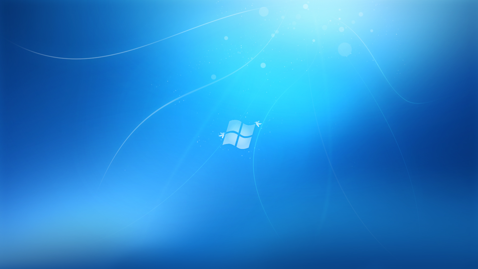 Windows Blue Wallpaper 1080p