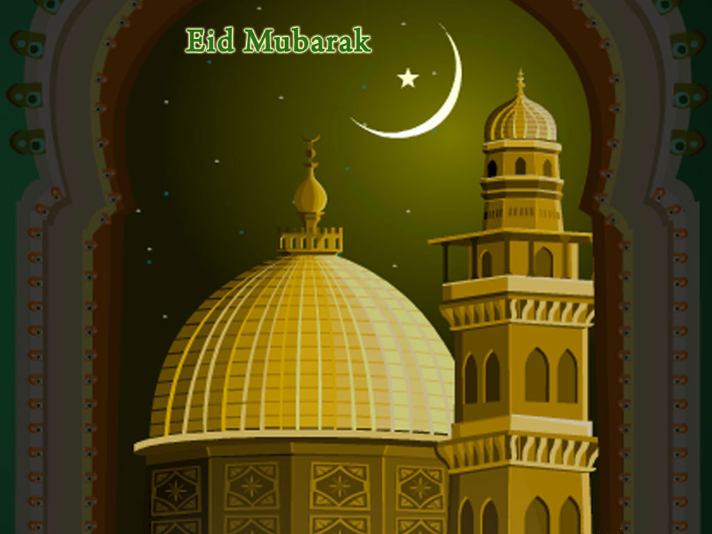 Eid Ul Fitr Mubarak Wallpaper Widescreen