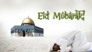 Happy Eid Mubarak Wallpaper 2015