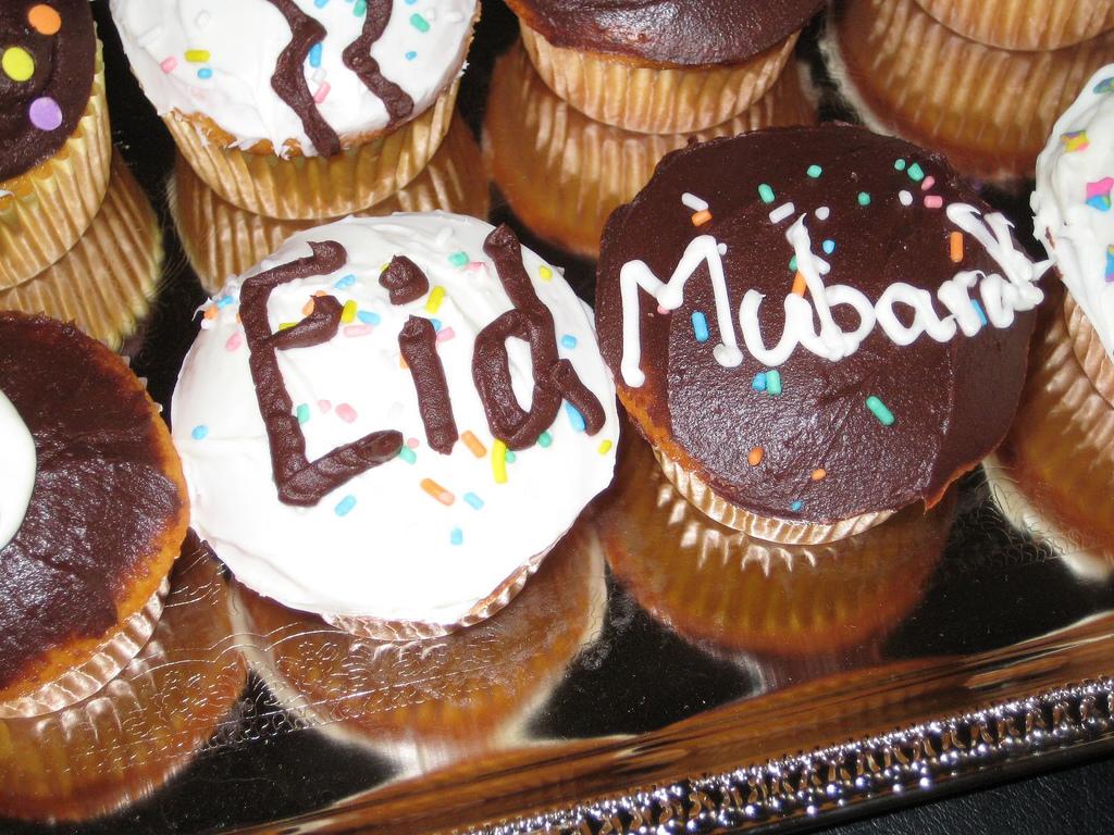 Tart Eid Mubarak Wallpaper