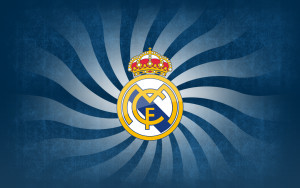 Logo Real Madrid Wallpaper Widescreen HD