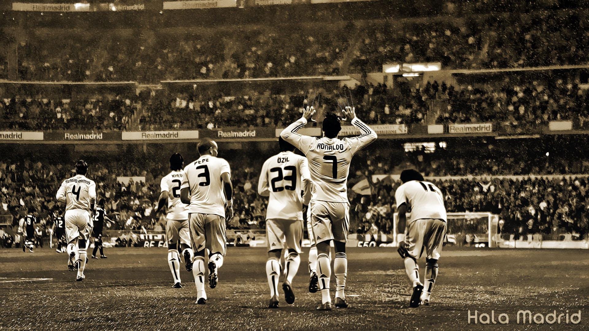 Real Madrid Wallpaper Mobile Phones