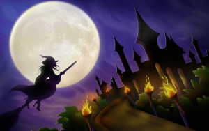 Happy Halloween Design Wallpaper Download