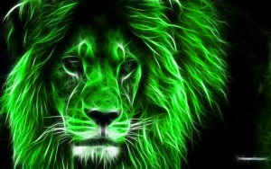 3D Lion Wallpaper HD