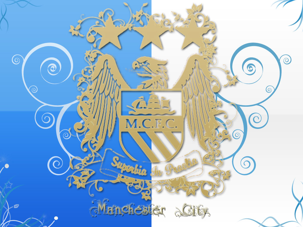 Abstract Manchester City Image