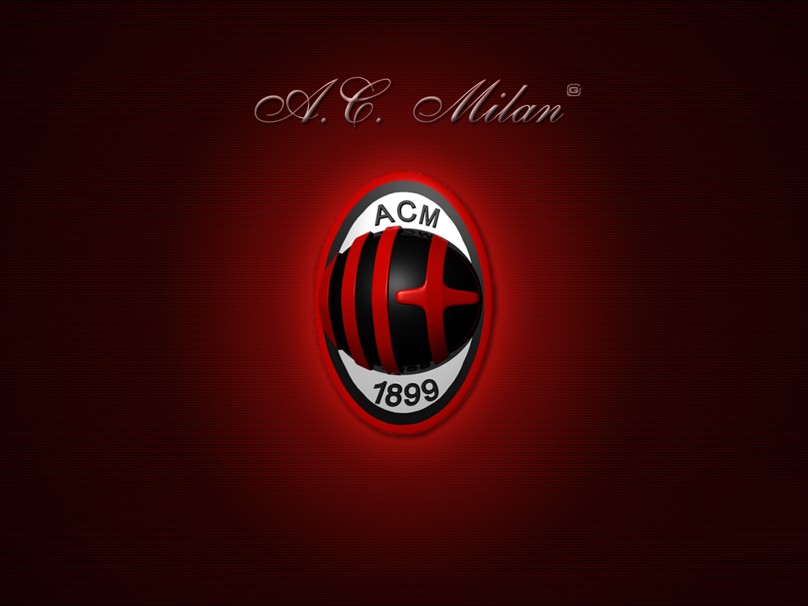 Ac Milan 3d 2014 Wallpaper