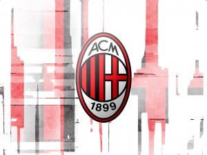 Ac Milan Abstract Wallpaper