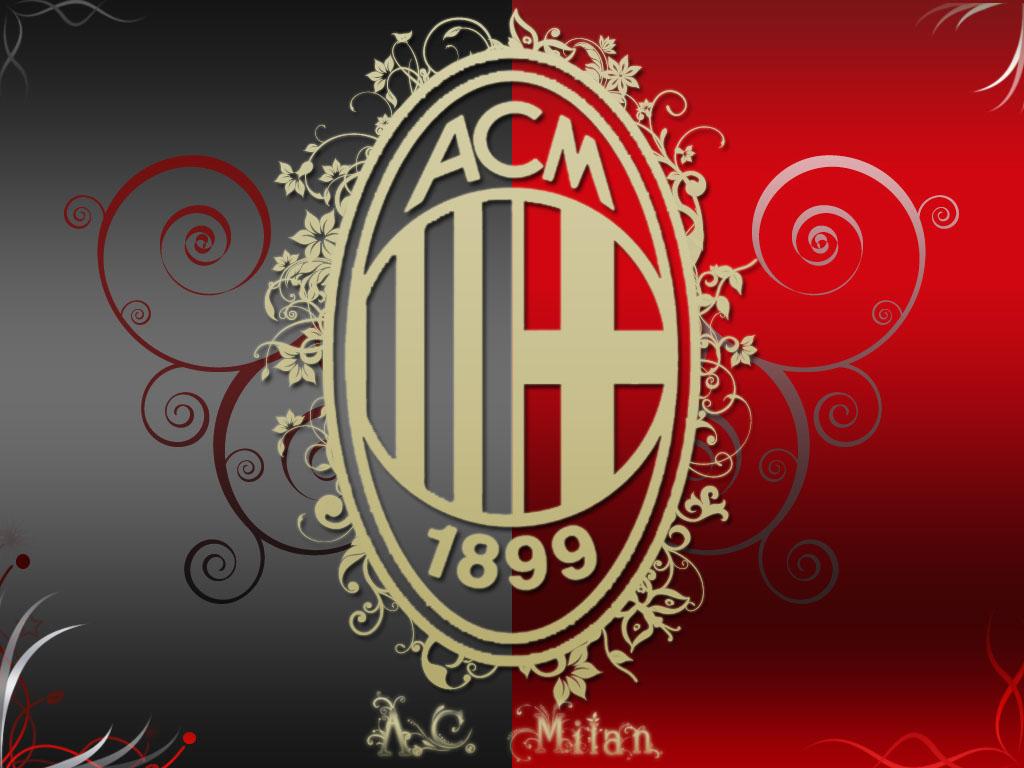 Ac Milan Artistic Logo Hd Images