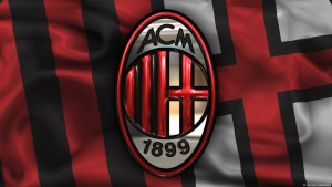 Ac Milan Awesome Logo Hd Wallpaper