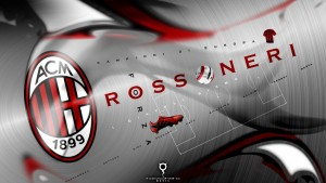 Ac Milan Cool Rossoneri Hd Wallpaper