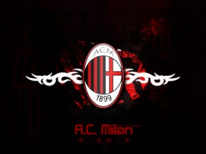 Ac Milan Design Logo Hd Desktop
