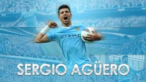 Aguero Manchester City Image