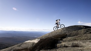 Alone Sports Mountain Bike Wallpaper