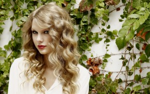 American Singer Taylor Swift Wallpaper