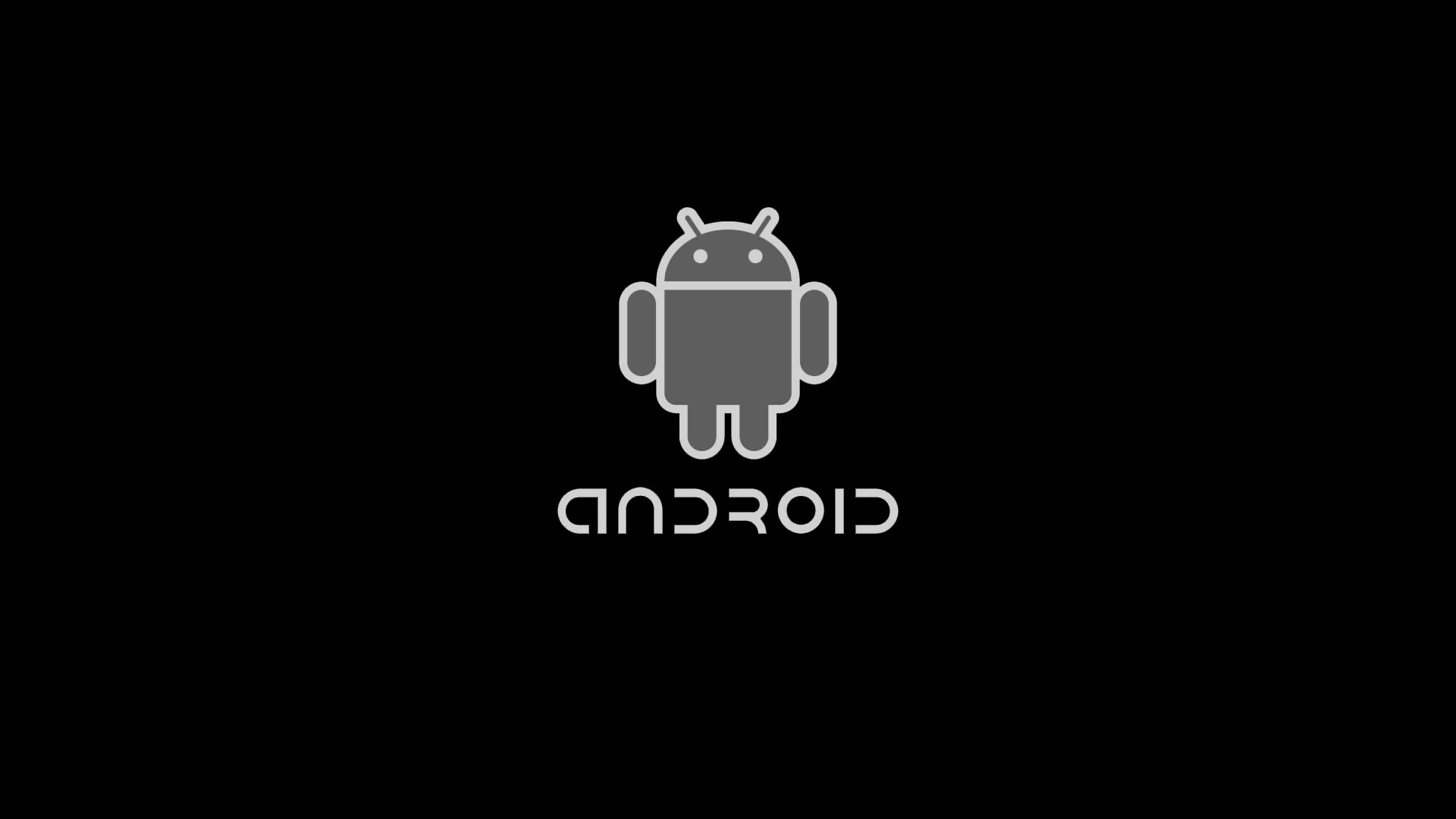 Android Black Wallpapers 1920×1080