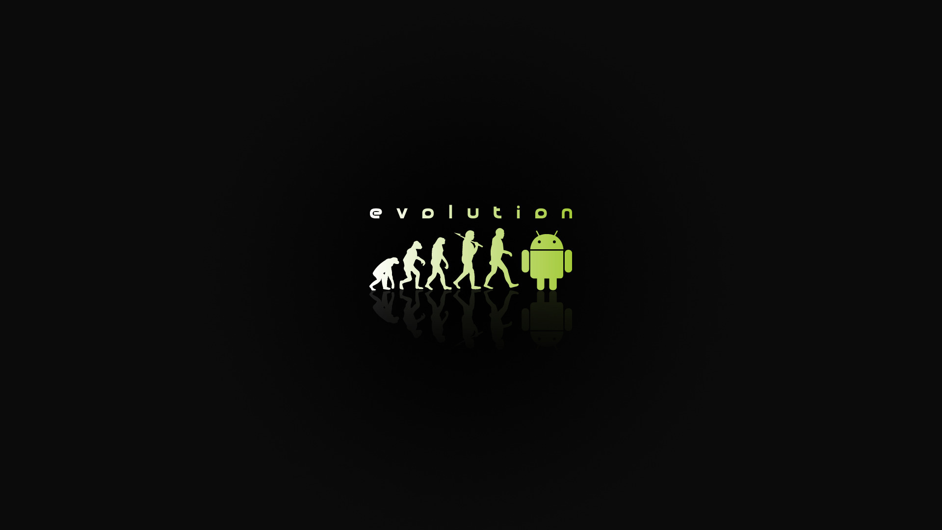 Android Evolution Hd Wallpaper