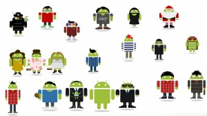 Android Family Wallaper