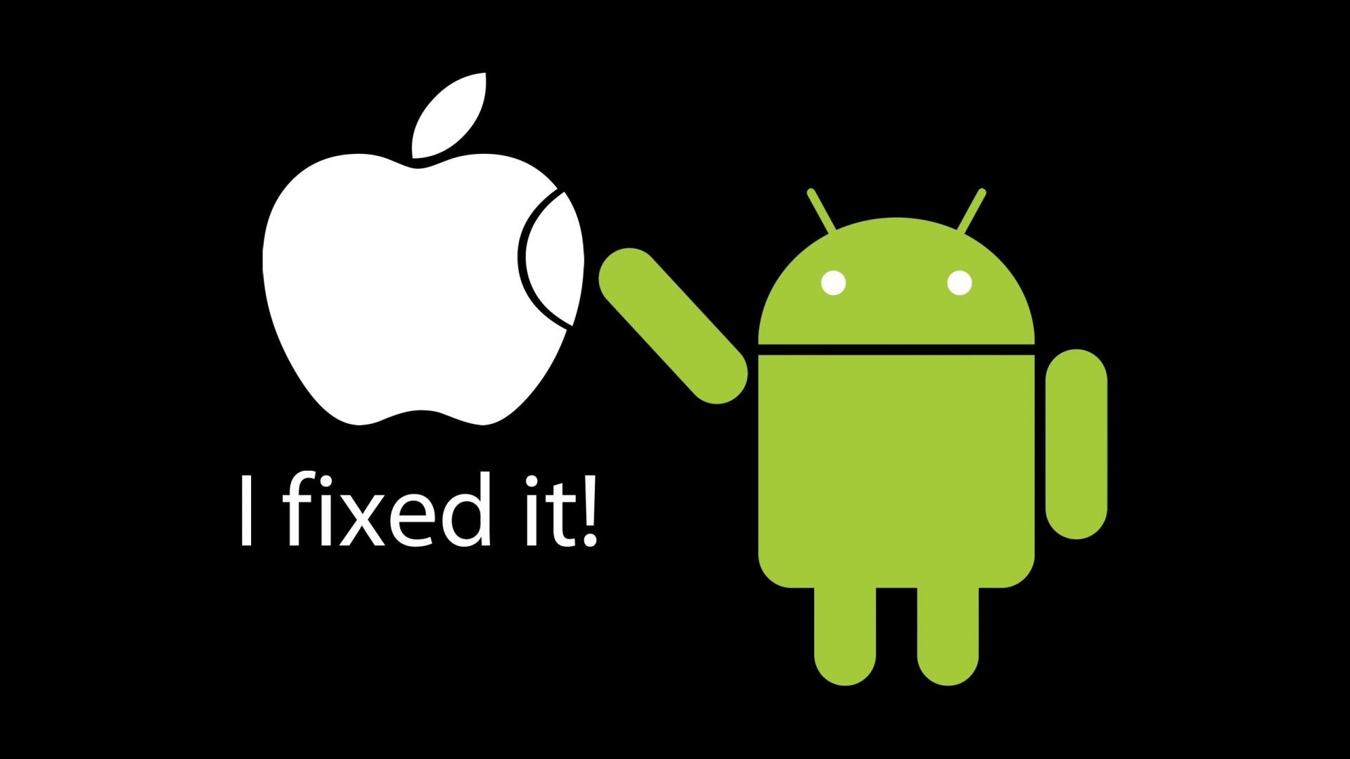 Android Fix It Wallpaper