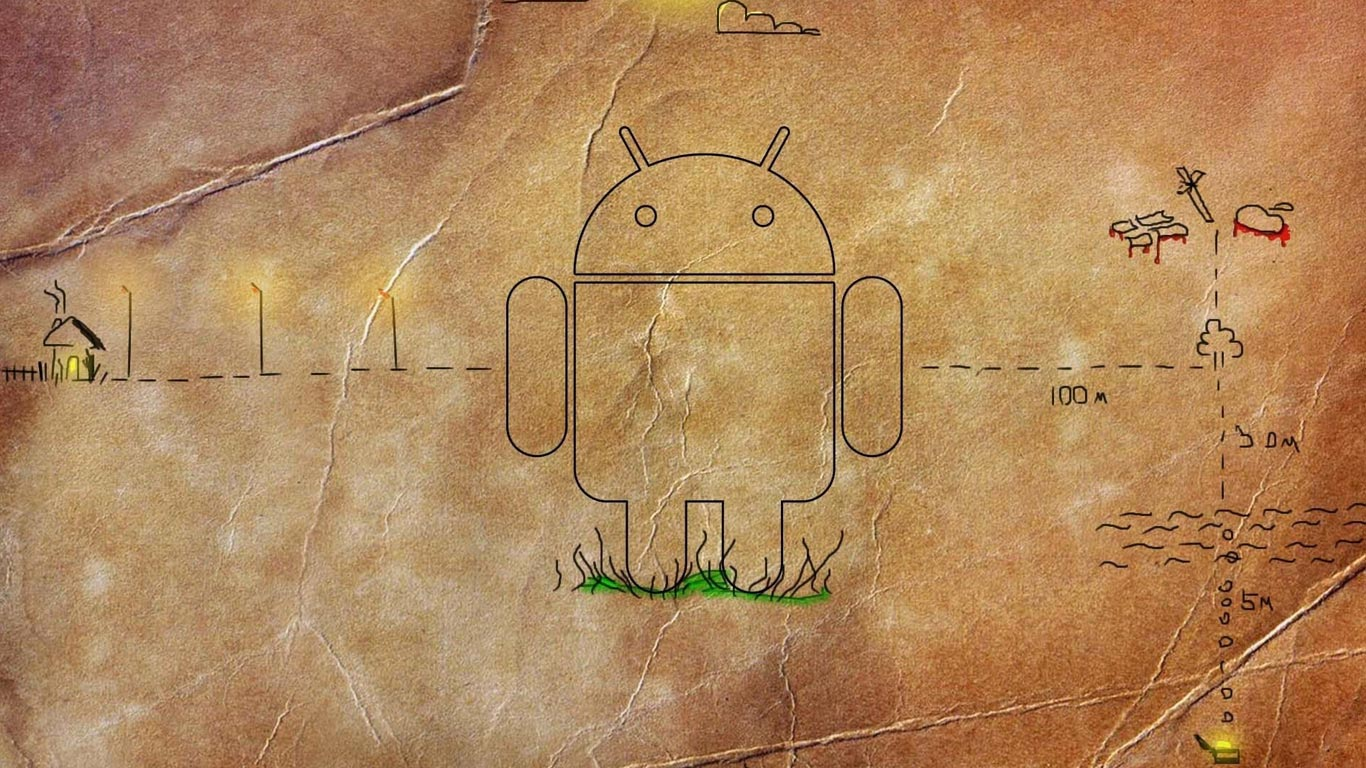 Android Game Paper Hd Wallpaper