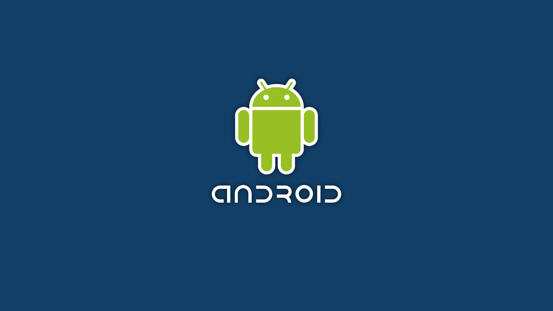Android Mobile Logo Hd Wallpaper