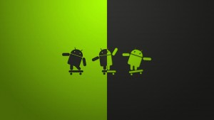 Android Multicolor Hd Desktop