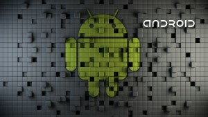 Android Robots Design Hd Wallpaper