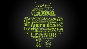 Android Text Wallpapers