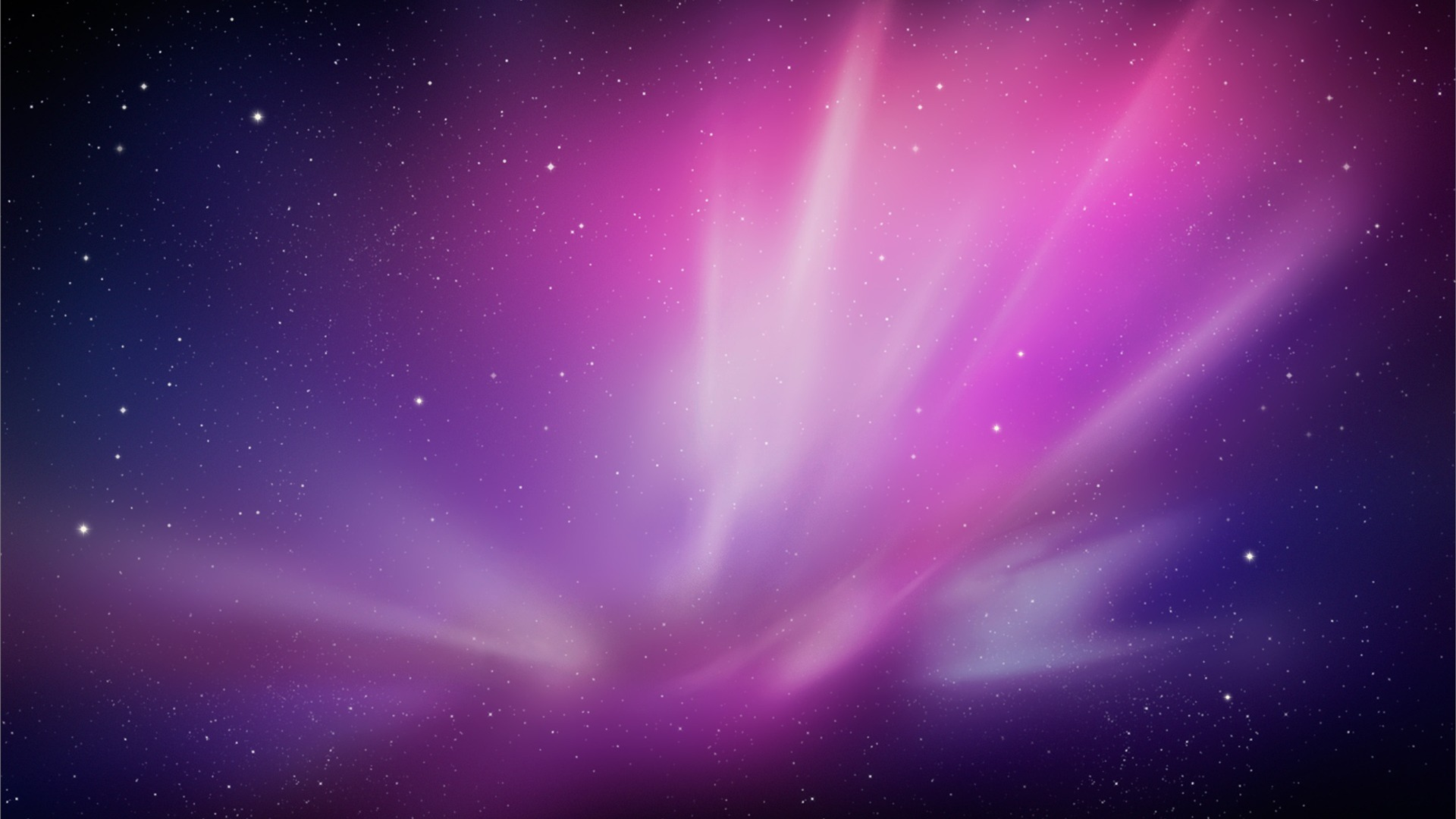 Apple Aurora Wallpaper