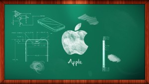 Apple Chalkboard 1080p