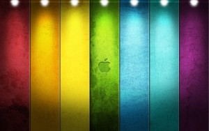 Apple Color Wallpaper