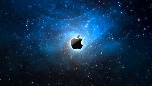 Apple Galaxy Hd Wallpaper