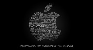Apple I Am A Mac Wallpaper Windows