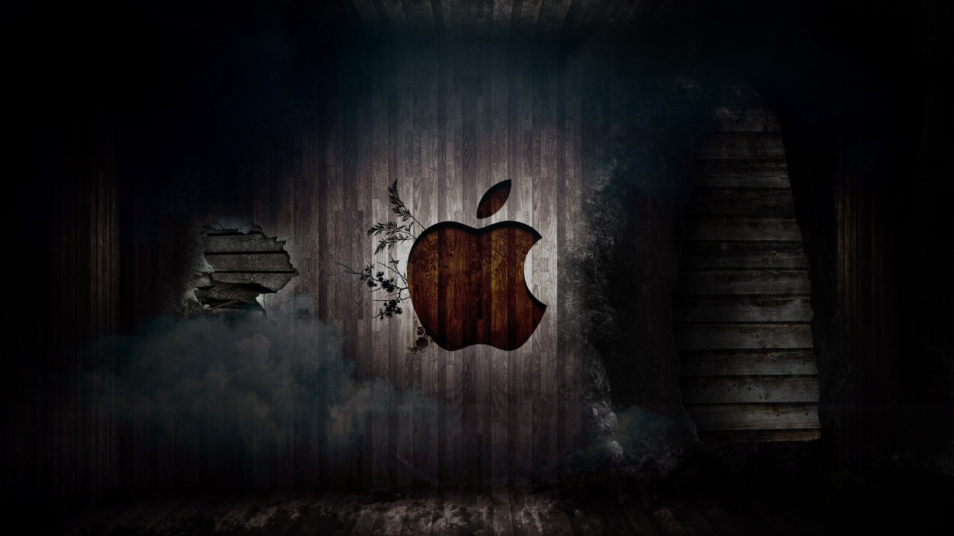 Apple In A Room Hd Wallpaper
