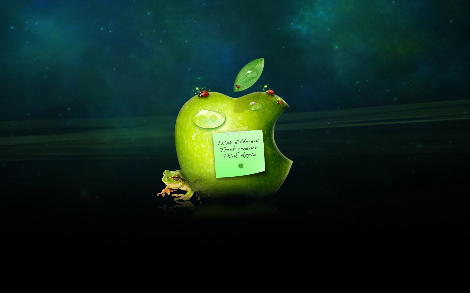 Apple Interesting Hd Wallpaper