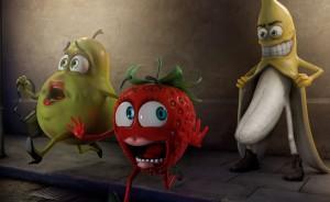 Banana Funny Wallpaper