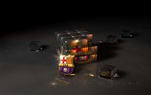 Barca 3D Wallpaper HD