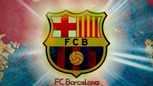 Barcelona Hd Logo Wallpaper