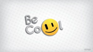 Be Cool Wallpaper Background