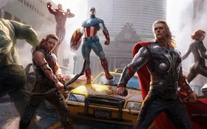 Best Heroes The Avengers HD Picture