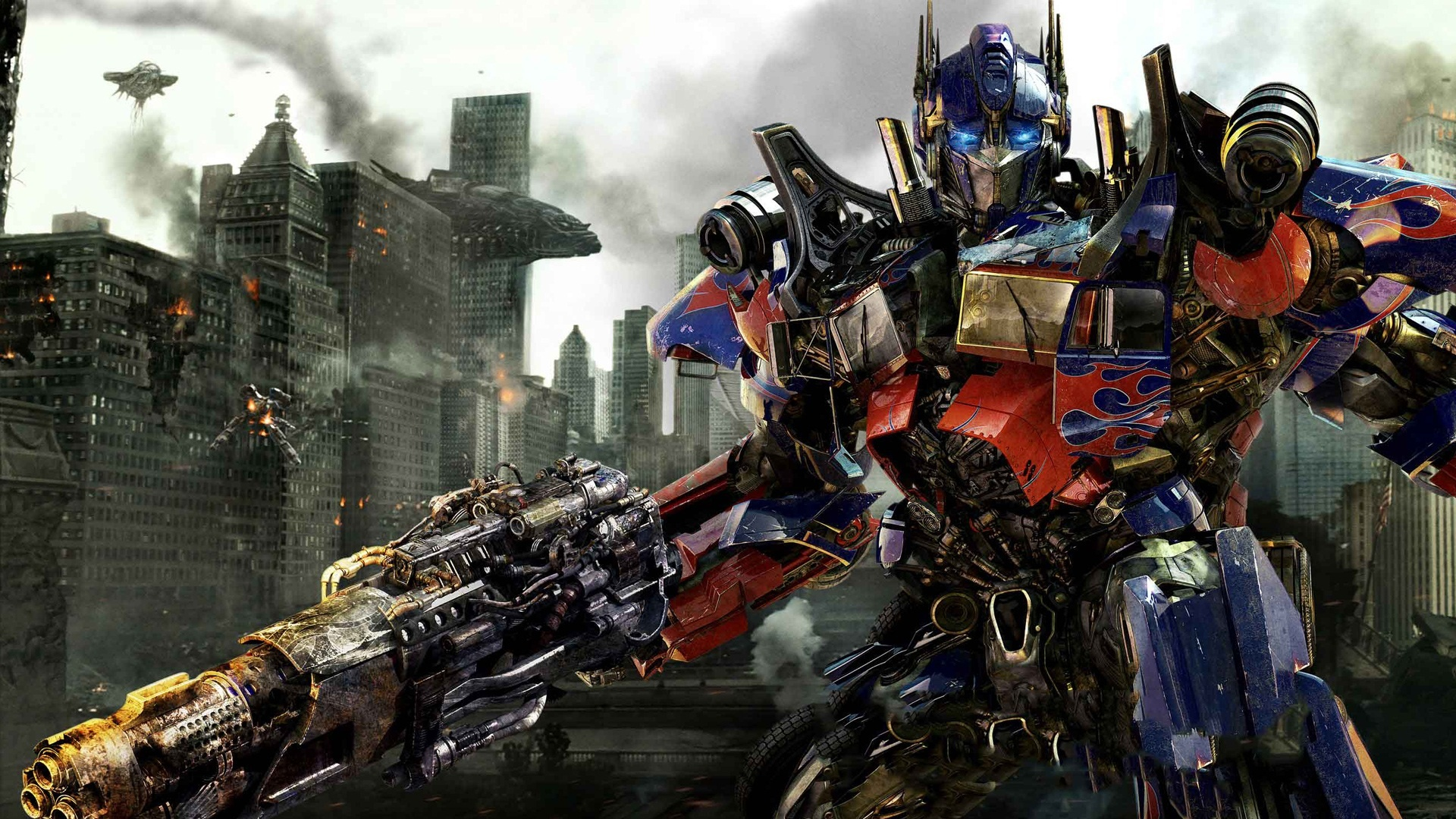 Best Movie Optimus Prime Transformers 1920×1080