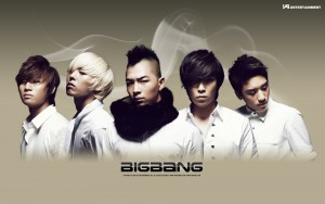 Big Bang Celebrity Wallpaper