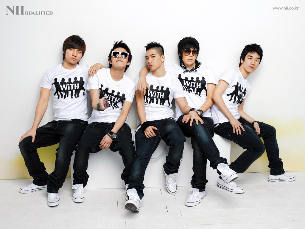 Big Bang Hd Quality Wallpaper