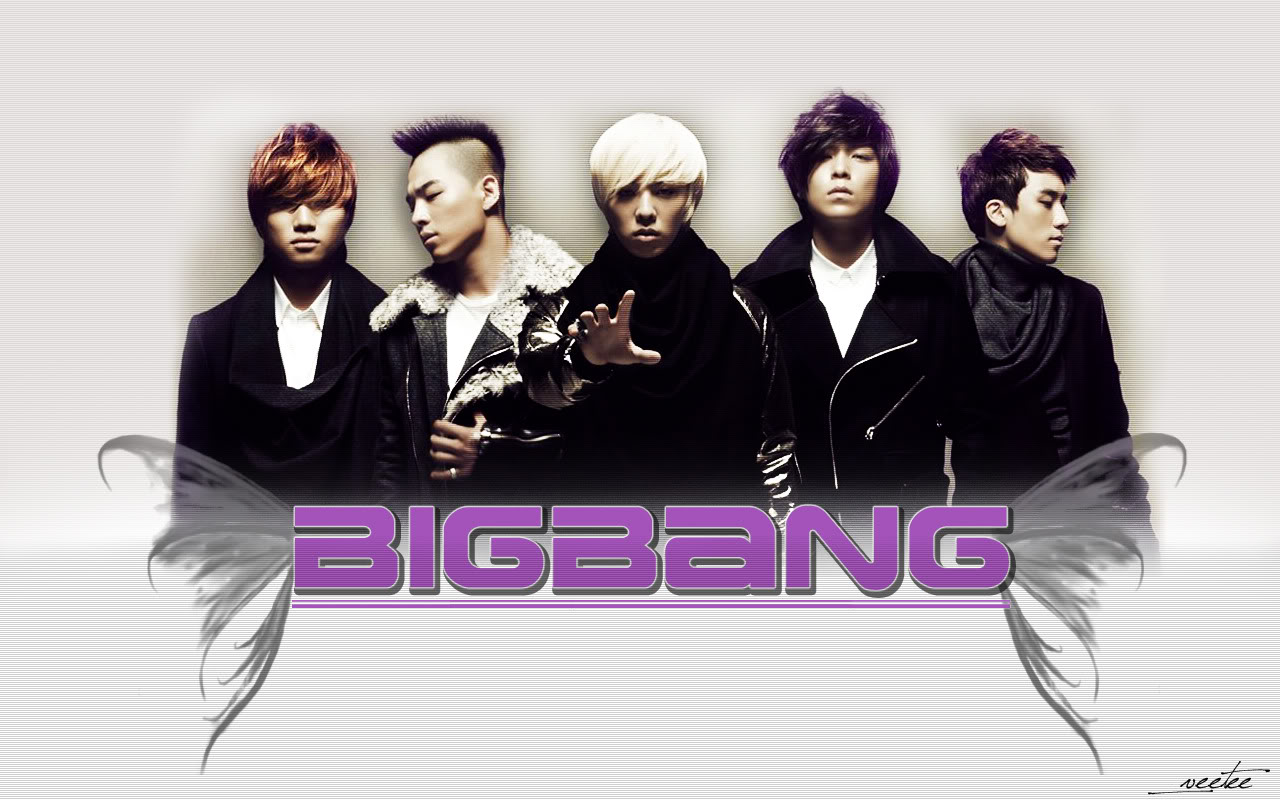 Big Bang Image Desktop