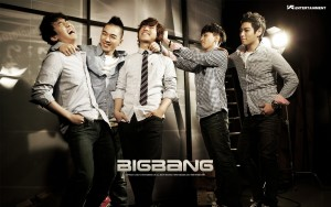 Bing Bang K Pop Wallpaper