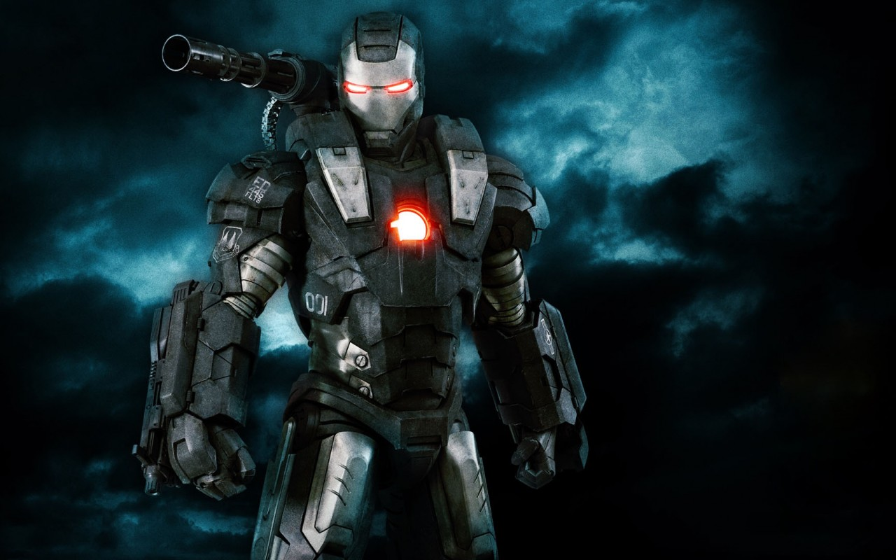Black, Iron Man, Image #15856 Wallpaper | WallDiskPaper