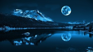 Blue Moon Wallpapers 1920x1080 HD