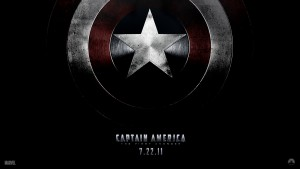 Captain America Movies 2011 Wallpaper