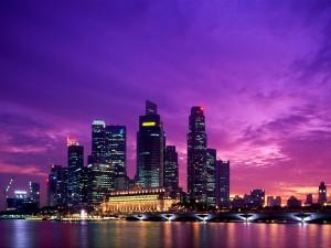 City Night Wallpaper High Definition