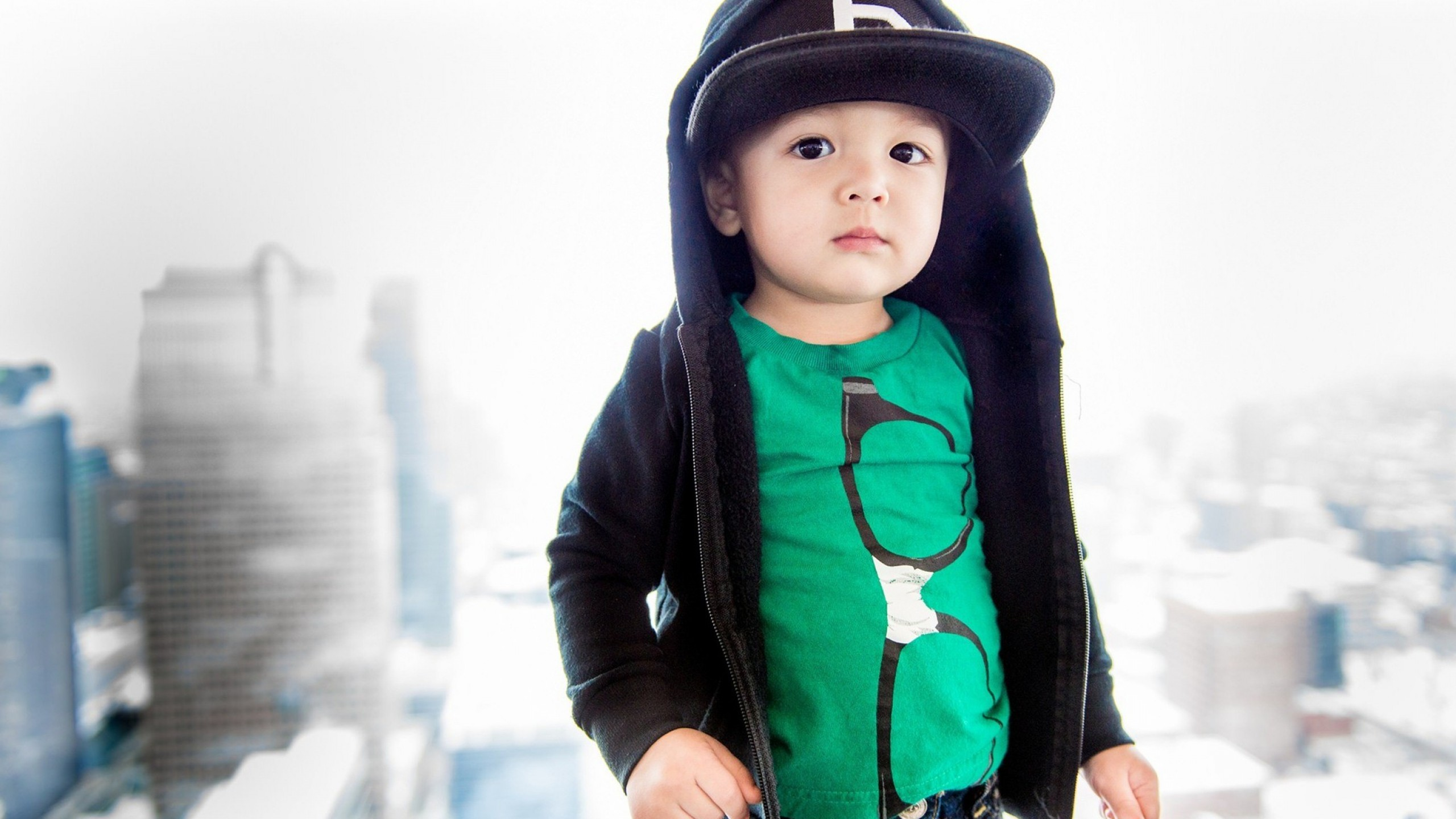Cool Stylish Baby Wallpaper
