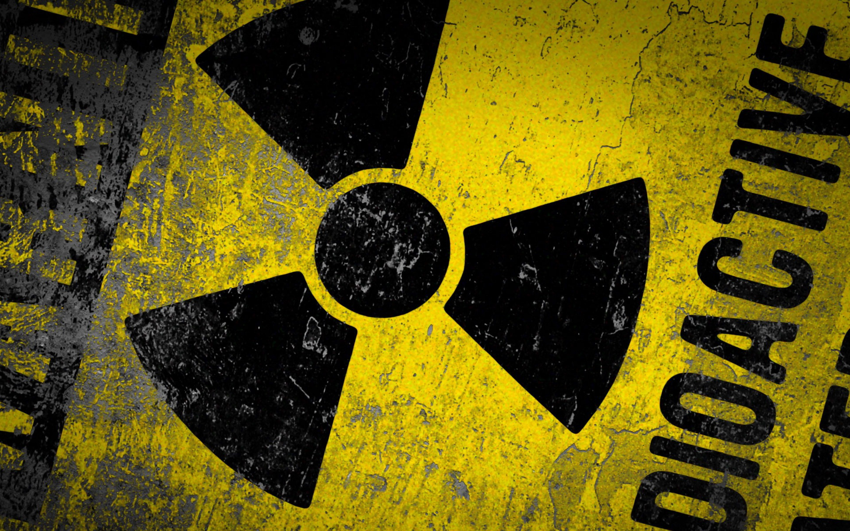 Cool Wallpaper Radioactive Background